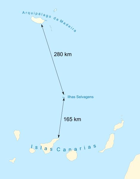Islas-Salvajes-islas del mundo