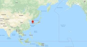 Jeju en el Pacifico