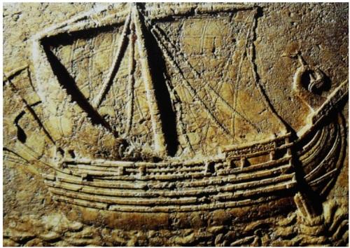 Mercante fenicio (Museo de Beirut)