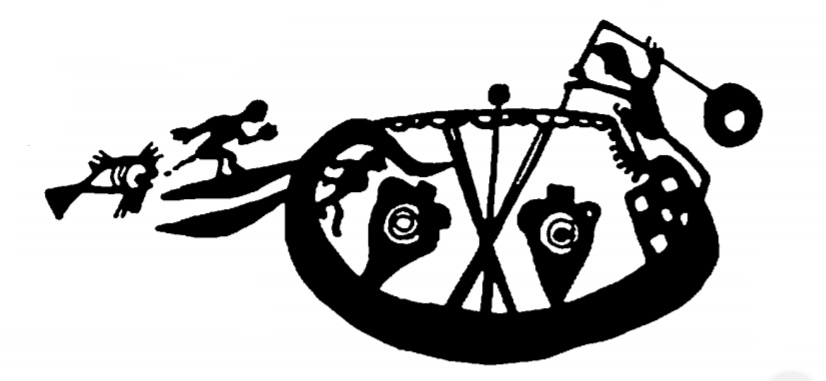 nave fenicia dibujo