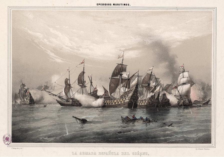armada del oceano