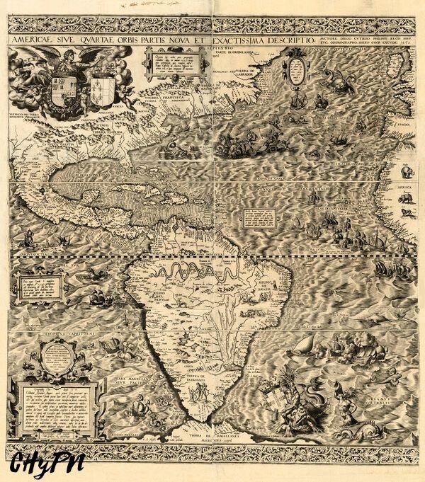 Mapa entero