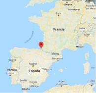 isla d elos faisanes. mapa
