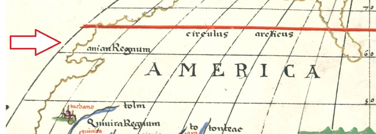 Anian regnum