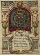 Libro de las longitudes de Santa Cruz (s. XVI)