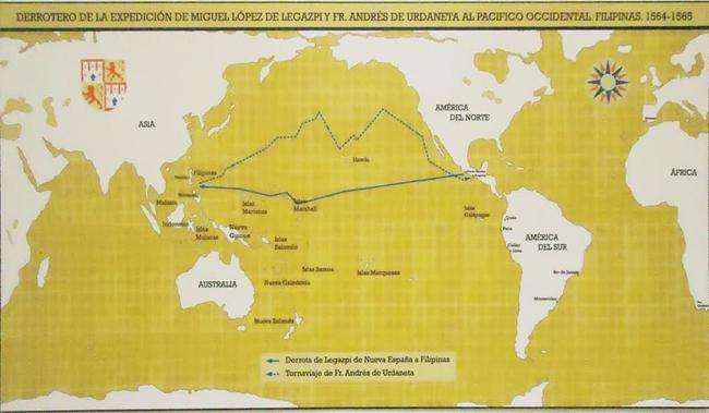 ruta Leagzpi El Mundo